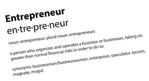 Entrepreneur Define cropped