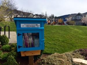 Little Library Daphne Park