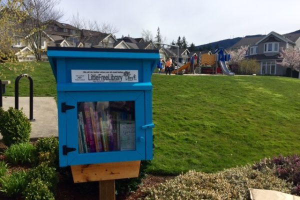 Little Library Daphne Park
