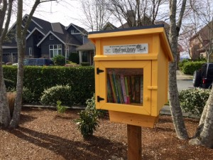 Little Library Summit Park