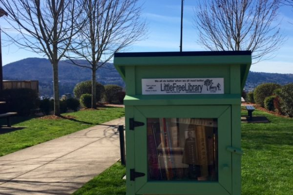 Little Library Vista Park