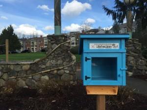 Little Library in Ashland Park