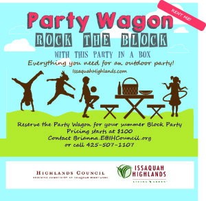 Party Wagon Sqare Ad June 2015