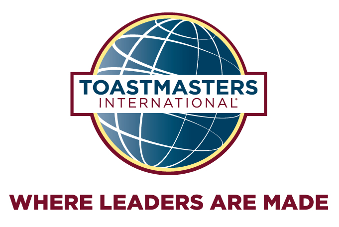 Toastmasters with Tagline