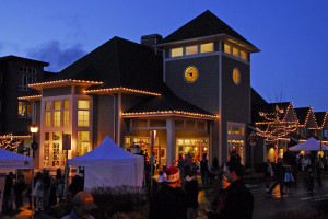Blakely Hall at Christmas