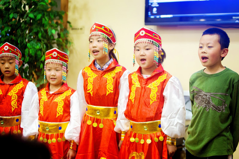 Chinese Heritage Club B 2014
