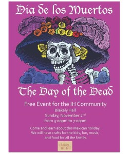 Day of the Dead Nov 2014 web