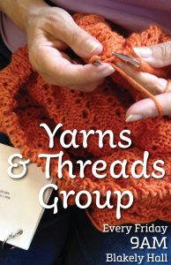 Yarns & Threads