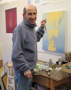 Mitch Albala July 18 Art Reception