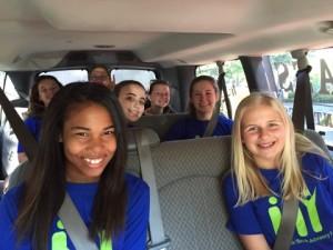 Girls Bus