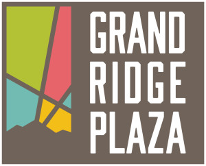 Grand Ridge Plaza Logo 2014