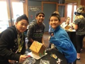middle school boy builders