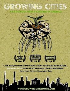 Sustainability Film GrowingCitiesPoster Nov 2014