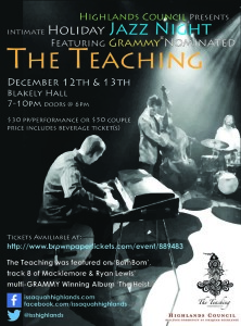 The Teaching Quarter Page ad