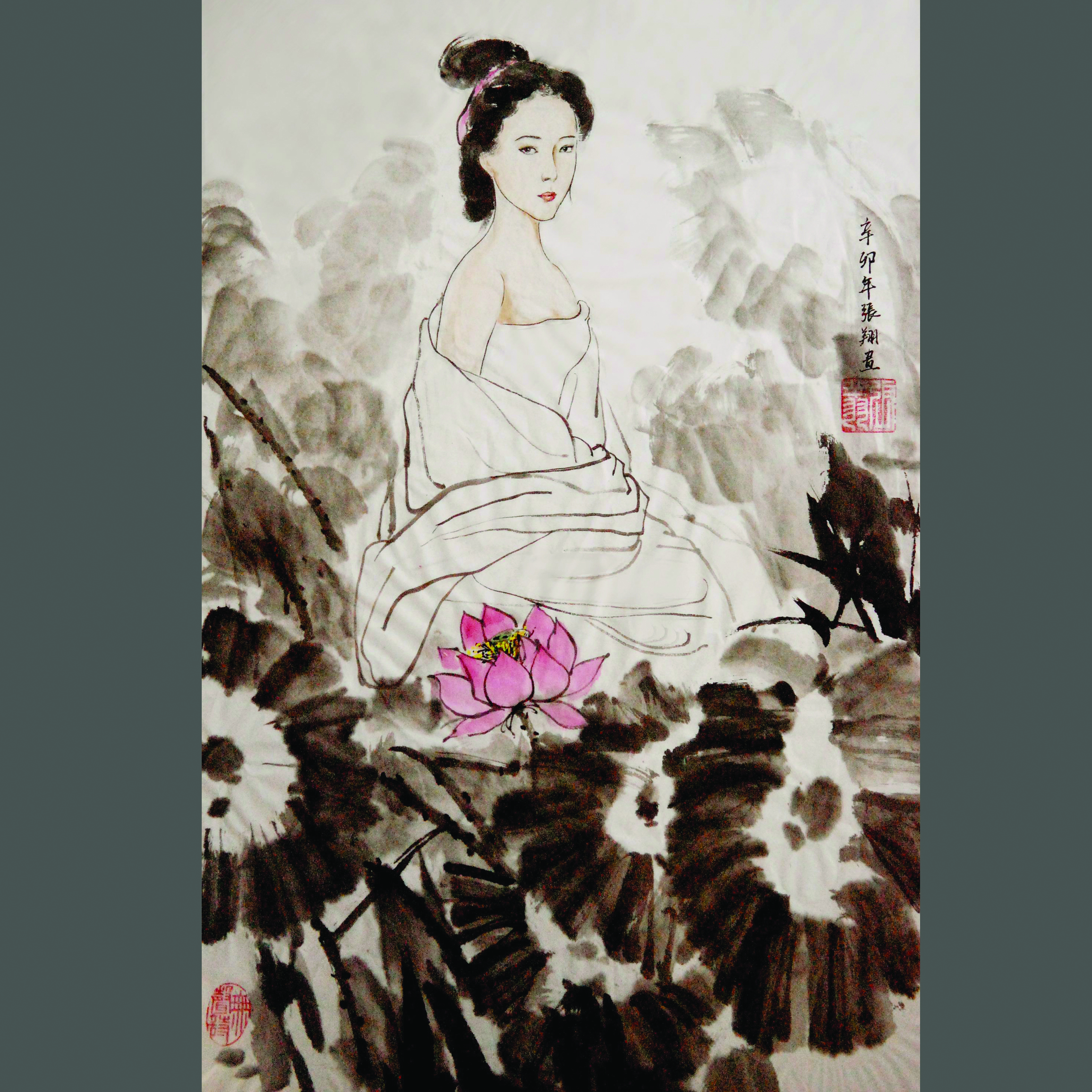 Art in BH XiangZhang ChinesePainting 04 (1)