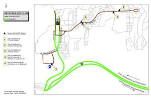 Route 628 FSA Map