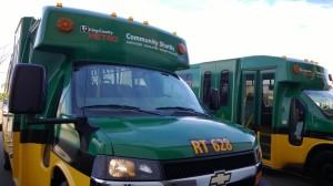 Route 628 Shuttle Bus