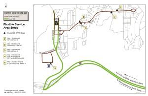 001 New Metro Route 628 FSA Map
