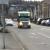 Shuttle bus approaching