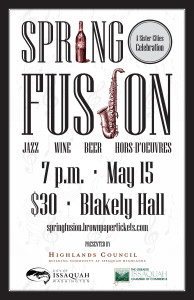 Spring Fusion - Poster