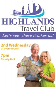 Highlands Travel Club v2