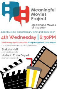 Meaningful Movies Issaquah Highlands