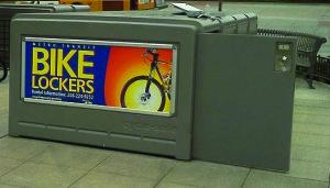 Transit Life Bike Locker