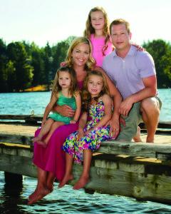 Dad Grad Perea Family