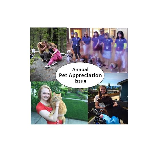 July 2015 Pet Appreciation Feature Boxed