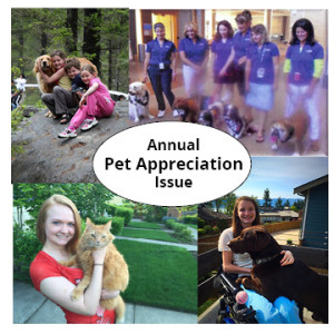July 2015 Pet Appreciation Feature