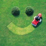 IHCA Lanscape Seminar smiley lawn