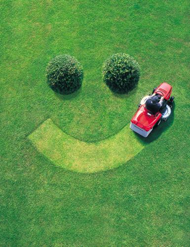 IHCA Lanscape Seminar smiley lawn