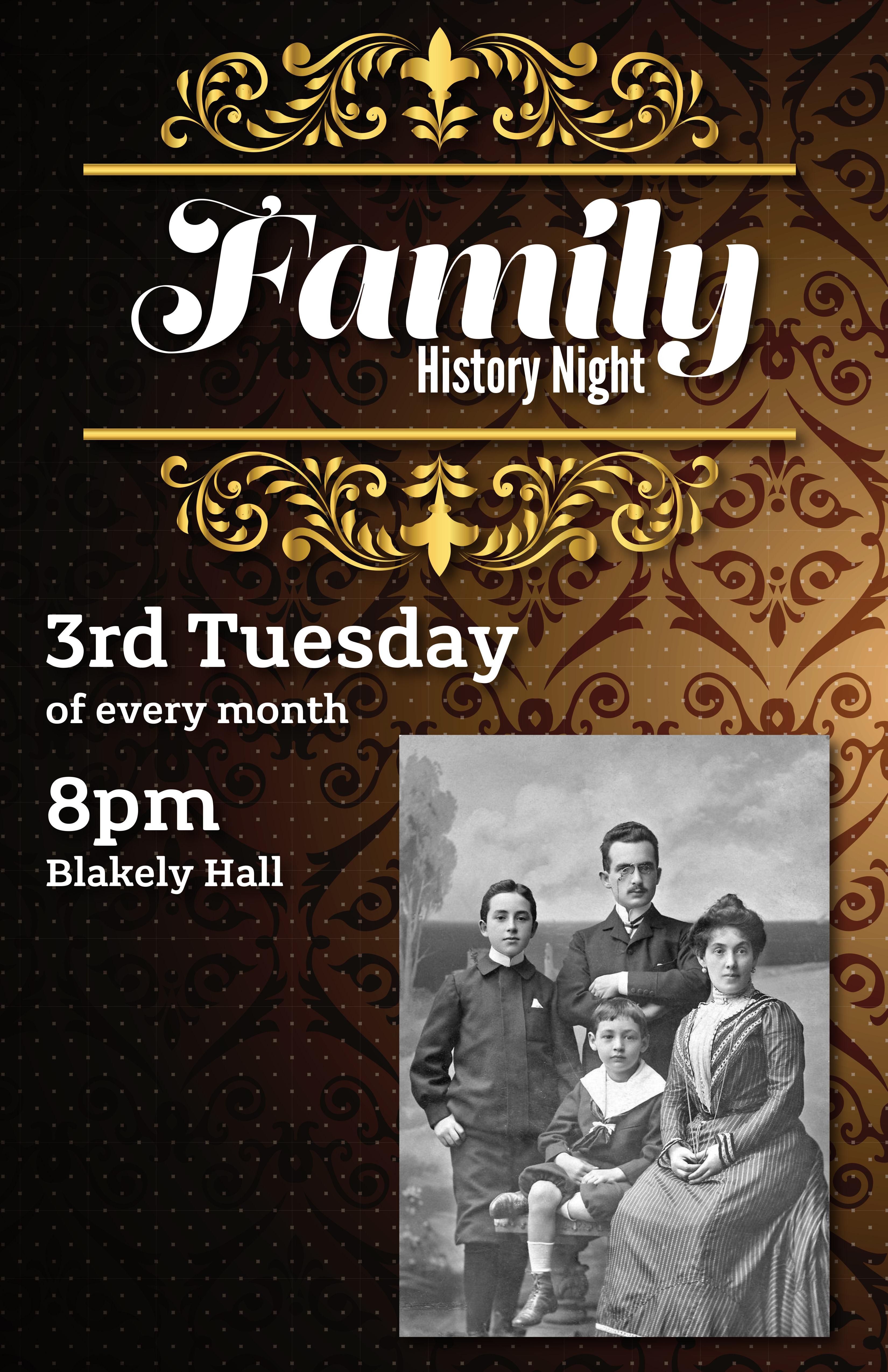 Family History Night