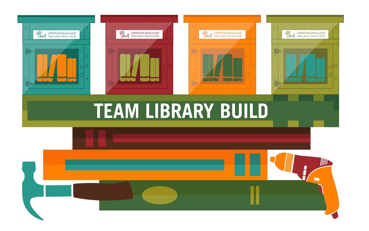 Team Library Build graphic