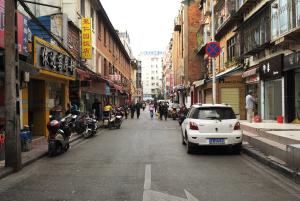 Zhanson China alley Oct 2015