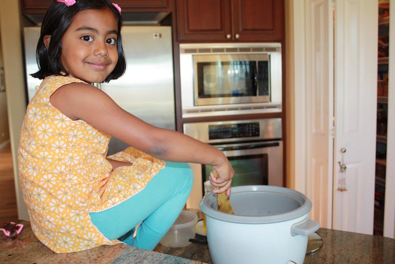 Culture Cuisine Nov 2015 India daughter am