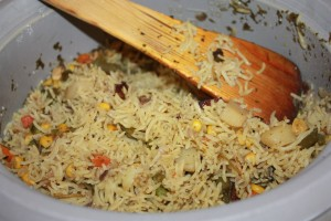 Culture Cuisine Nov 2015 India rice