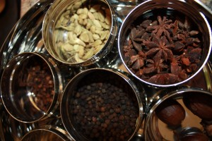 Culture Cuisine Nov 2015 India spices close