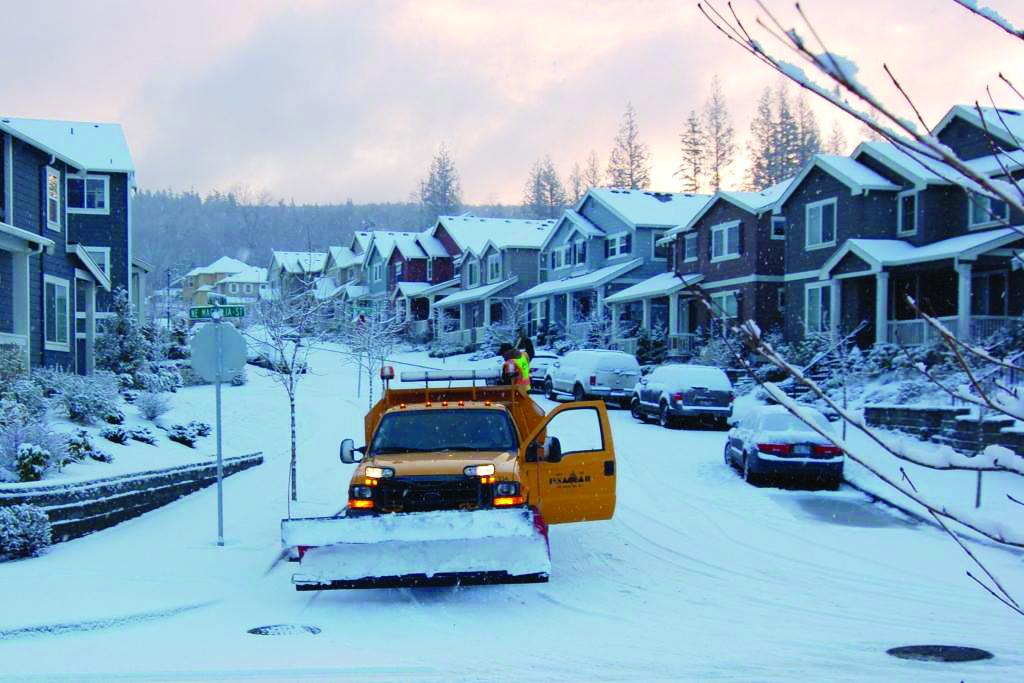 EP Got snow plow