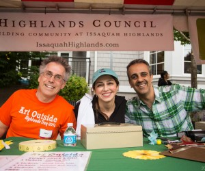 """""""When a community comes together and supports each other, the community grows and thrives well into the future."""" Gary Ashby, Special Event Volunteer"""