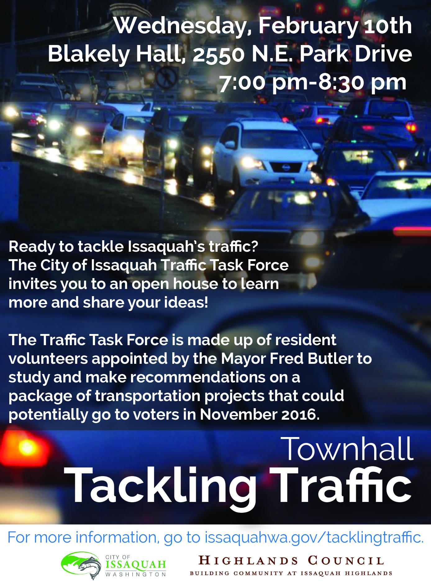 Tackling Traffic16 QP ad