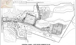Central Park Plan Phase II