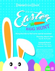 Homestreet_Easter Bunny 2016