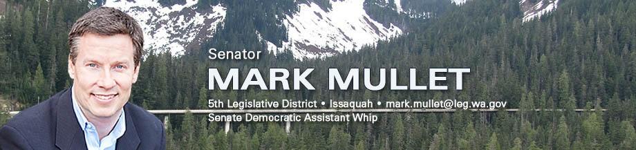 Mark Mullet Senator