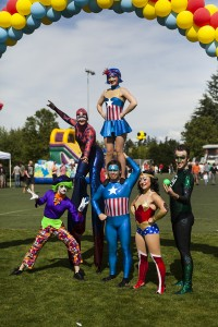 Super Hero Entertainment
