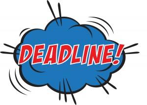 Thumbnail deadline