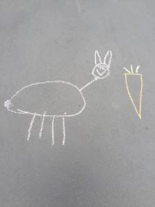 FEATURE OR LG Garden Bunny v2
