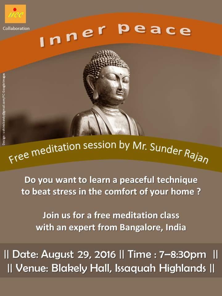 Meditation seminar