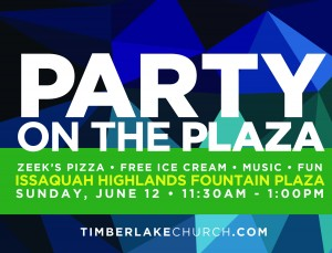 Party on the Plaza edit