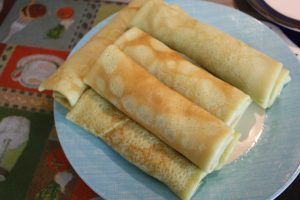 Cuisine crepes July 2016